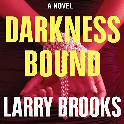 Darkness Bound audiobook cover art