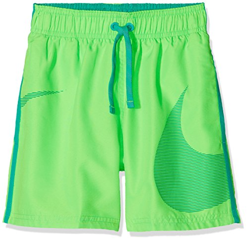 Nike Kinder Shorts Ness8653 370 S Schwarz