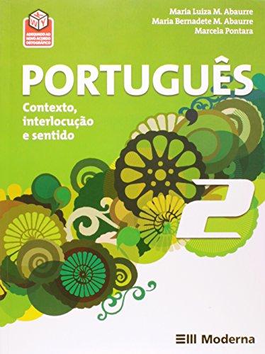 Português. Contexto, Interlocução e Sentido. 2º Ano
