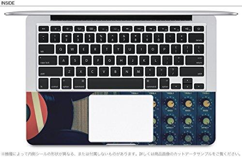 MacBookAir13inchA1466/A1369専用スキンシール2010~2017モデルまで対応マックブックエアMacAir13インチノートブックフィルムステッカーアクセサリー保護012566レコード音楽かっこいい