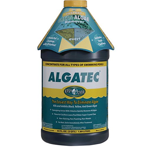 McGrayel Algatec 10064 Super Algaecide for Green Yellow and Black Algae 64 Ounce