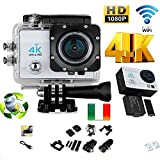 081 Store PRO Cam 4K Sport WiFi Action Camera Ultra HD 16MP VIDEOCAMERA Subacquea Q3