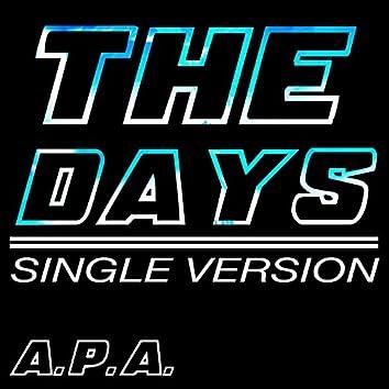 The Days (Single Version)