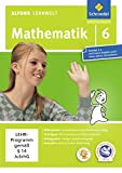 Alfons Lernwelt Mathematik 6 Ein...