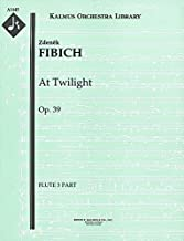 At Twilight, Op.39: Flute 3 part (Qty 3) [A1445]