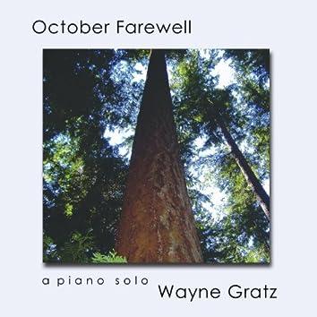 October Farewell