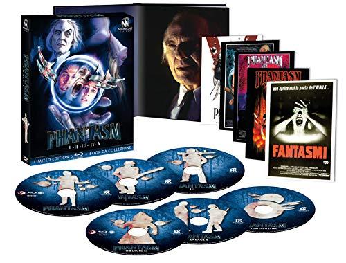 Blu-Ray - Phantasm 1-5 (Edizione Limitata Midnight Classics) (6 Blu-Ray) (1 BLU-RAY)