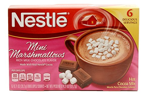 Nestle Hot Cocoa Mix Mini Marshmallows Hot Cocoa Mix 427 Ounce