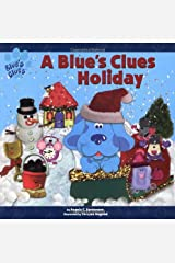 A Blue's Clues Holiday Hardcover