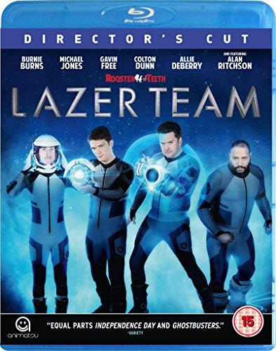 Lazer Team Director's Cut [Blu-ray]