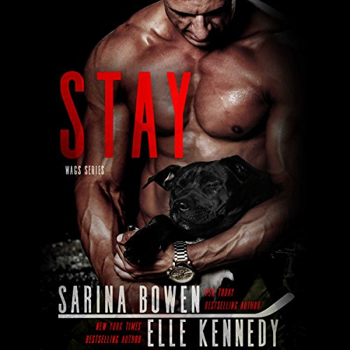 Stay audiobook cover art