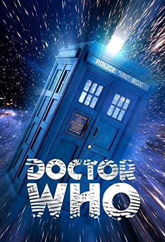 YYTTLL 1000 Piezas De Rompecabezas para Adolescentes Adultos, Regalos, Juegos De Rompecabezas, Carteles De Programas De Televisión De Doctor Who 75X50Cm