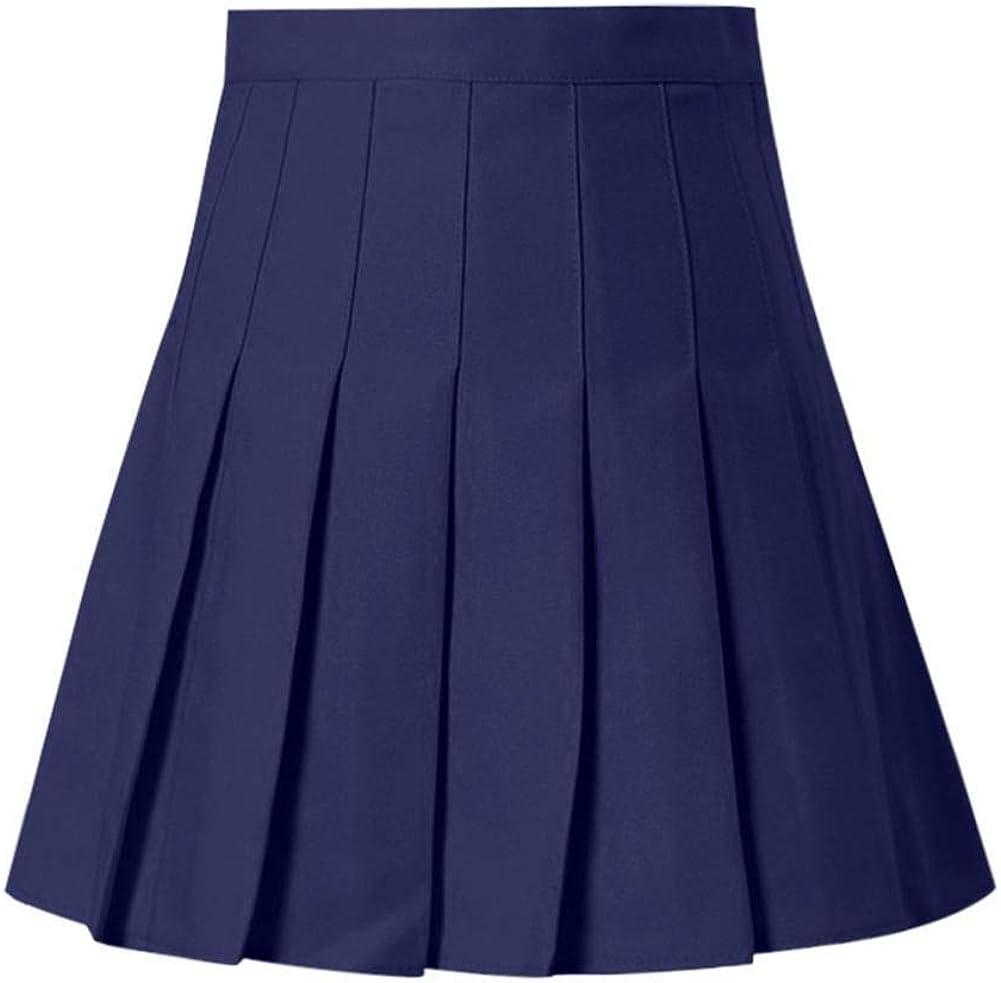 HUJINGLS High Waist Mini Skirt Slim Fit Casual