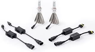 Putco 280010 Silver Lux H10 LED Headlight Conversion Kit (2 Bulbs)