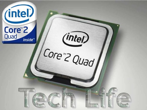 Intel Core 2 Quad Q8200 / 2,33 GHz (1333 MHz) - LGA775 Socket - L2 4MB (2 x 2MB (2MB pro Core-Paar)) - OEM (AT80580PJ0534MN)