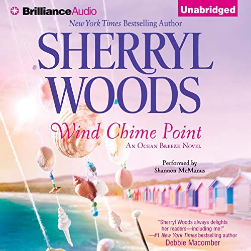 Wind Chime Point Audiobook By Sherryl Woods cover art