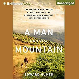 A Man and His Mountain audiobook cover art