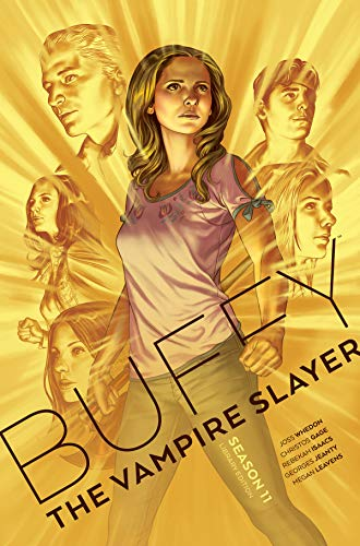 Buffy the Vampire Slayer: Season 11