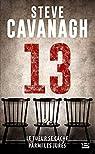 Une aventure d'Eddie Flynn, tome 3 : Treize par Cavanagh