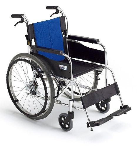 スタンダード車いす 自走型 BAL-1