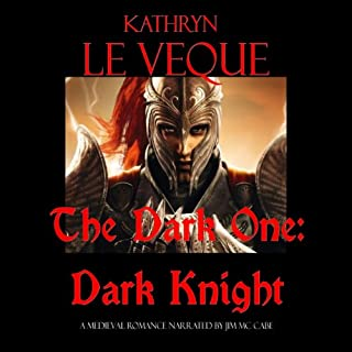 The Dark One: Dark Knight audiobook cover art