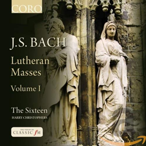 Bach: Lutherische Messen Vol.1-Messen Bwv 235/233/+102