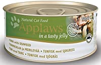 Applaws Cat Food, made from 100% natural ingredients and additive free. Ideal for those who want to give their cat the very best in food. For cats that deserve to be spoilt Applaws is a completely natural complementary pet food for cats