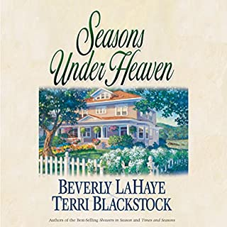 Seasons Under Heaven audiobook cover art