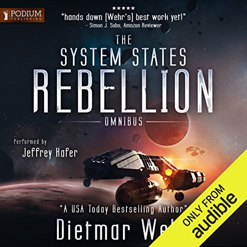 The System States Rebellion Omnibus: Books 1-2 audiobook cover art