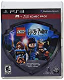 LEGO Harry Potter: Years 1-4 - Silver Shield Combo Pack - Playstation 3