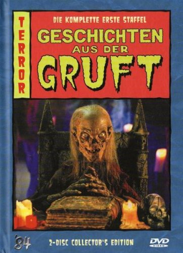 Geschichten aus der Gruft - Tales From The Crypt, Vol. 1 (2 DVDs)