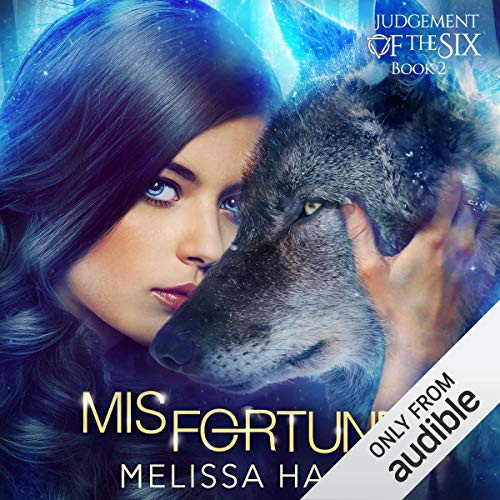 (Mis)fortune audiobook cover art