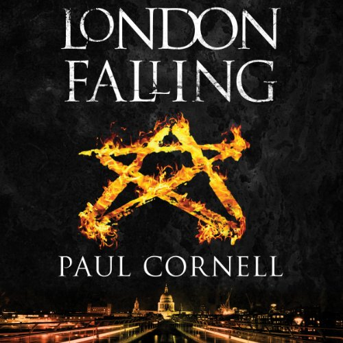 London Falling audiobook cover art