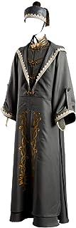 Hibuyer Men`s Grand Wizard Costume Deluxe Adult Halloween Fancy Dress