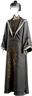 Hibuyer Men's Grand Wizard Costume Deluxe Adult Halloween Fancy Dress
