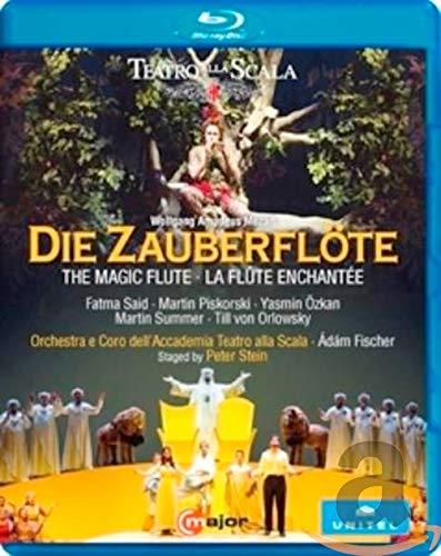 Mozart: Die Zauberflöte (Teatro alla Scala, 2016) [Blu-ray]