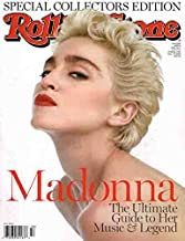 Rolling Stone Magazine Madonna The Ultimate Guide To Her Music And Legend Special Collector's Edition