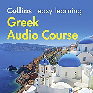 Greek Easy Learning Audio Course cover art