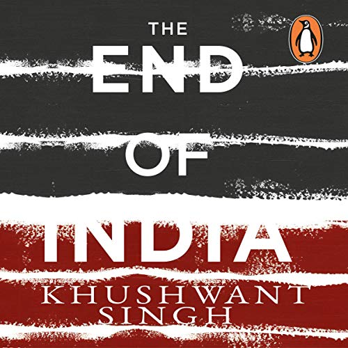 The End of India cover art