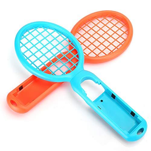 AMONIDA Controlador de Juegos de Tenis con detección de Movimiento, Raqueta de...