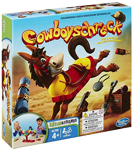 Unbekannt Hasbro Cowboyschreck