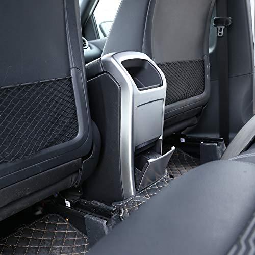 DIYUCAR Matte Silber ABS Chrom Auto Lüftungsgitter Rahmen Blende Zubehör für Benz B Klasse W247 2020 Jahre