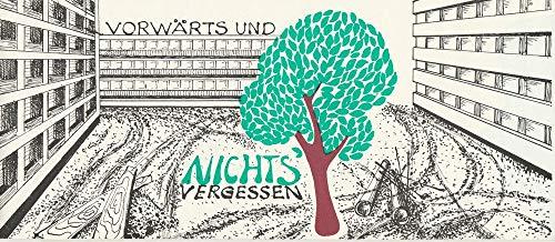 Programmheft Vorwärts und nichts vergessen. Spielzeit 1973 / 74 erstes Programm