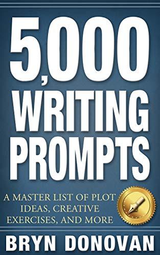 Creative writing prompts list creative ways to write