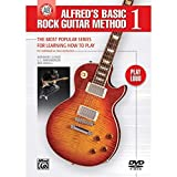 Alfred's Basic Rock Guitar Method, Bk 1: The Most Popular Series for Learning How to Play (DVD)