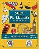 Sopa de Letras para Niños en Ingles: Juegos para Aprender Ingles y Vocabulario Basico para Niños...