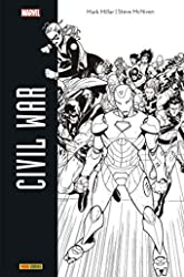 Civil War (Ed. N&B) de Mark Millar