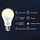 Zoom IMG-1 lampadina smart wifi e27 fitop
