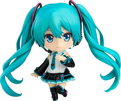 Good Smile Character Vocal Series 01: Hatsune Miku (Chinese Version 4) Nendoroid Action Figure