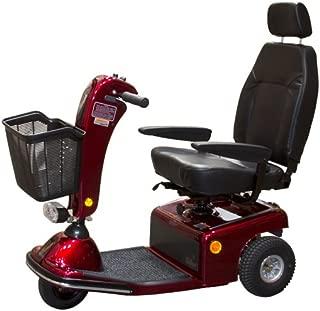 Shoprider Sunrunner Three Wheel Personal Travel Scooter